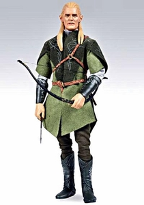 Sideshow Collectibles The Lord of the Rings 12 Inch Deluxe Action Figure Legolas