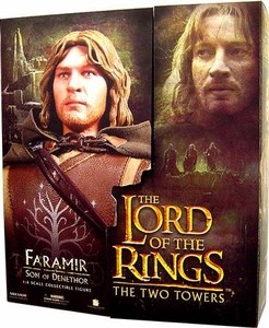 Sideshow Collectibles Lord of the Rings 12 Inch Deluxe Action Figure Faramir