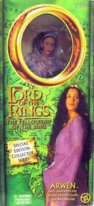Lord of the Rings The Return of the King 12 Inch Action Figure Special Edition Collector Series   Arwen