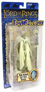 Lord of the Rings Trilogy Return of the King Action Figure Series 2 King of the Dead Glows In the Dark