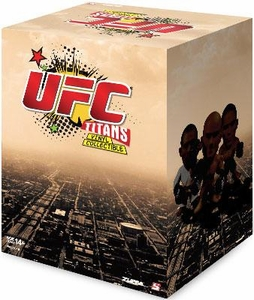 Round 5 UFC Titans Vinyl Action Figure Blind Pack [1 RANDOM Figure!]