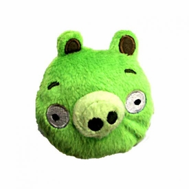 Angry Birds 3 Inch BEAN BAG Plush Green Pig