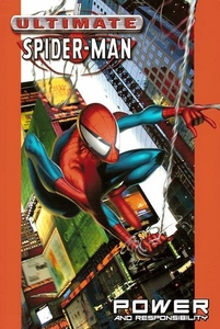 Marvel Comic BooksUltimate Spider-ManVol. 1 Power and ResponsibilityTrade Paperback