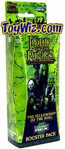 Lord of the Rings Trading Miniatures Game Fellowship of the Ring Combat Hex Booster Pack