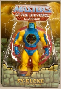 He-Man Masters of the Universe Classics Exclusive Action Figure Sy-Klone