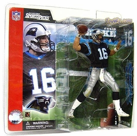 McFarlane Toys NFL Sports Picks Series 3 Action Figure Chris Weinke (Carolina Panthers)