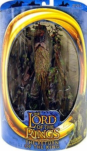 Lord of the Rings Return of the King Treebeard [Branch Lifting Action]