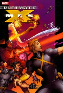 Marvel Comic Books Ultimate X-Men Vol. 7 Hardcover