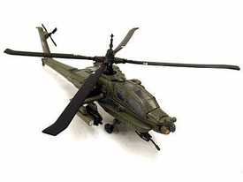 Forces of Valor 1:48 Scale Enthusiast Series Helicopters U.S. AH-64A Apache Attack Helicopter