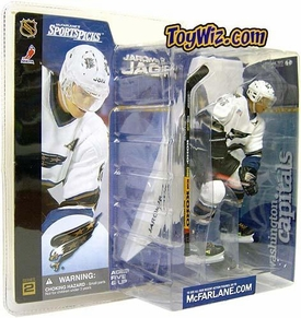 McFarlane Toys NHL Sports Picks Series 2 Action Figure Jaromir Jagr (Washington Capitals) White Jersey