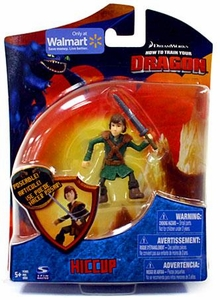 How To Train Your Dragon Movie 4 Inch Series 2 Action Figure Hiccup [Sword]