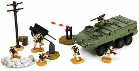 Forces of Valor 1:72 Scale Bravo Team Battle Extreme U.S. M1126 Stryker ICV with Soldiers