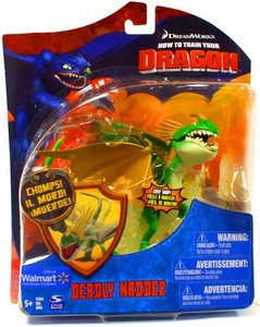 How To Train Your Dragon Movie Series 2 Deluxe 7 Inch Action Figure Deadly Nadder [Green & Orange]