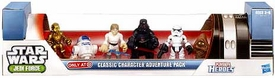 Star Wars 2012 Exclusive Playskool Heroes Jedi Force Classic Character Adventure Pack