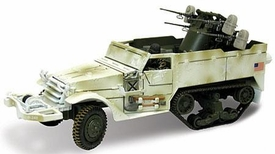 Forces of Valor 1:32 Scale Action Series U.S. M16 Multiple Gun Motor Carriage [Winter Camo] BLOWOUT SALE! Damaged Package!