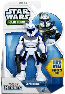 Star Wars 2013 Playskool Jedi Force Action Rex