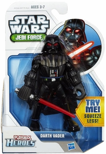 Star Wars 2013 Playskool Jedi Force Action Darth Vader