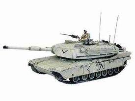 Forces of Valor 1:32 Scale Enthusiast Series Modern U.S. M1A1 Abrams Tank [Operation Desert Storm]