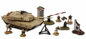 Forces of Valor 1:72 Scale Bravo Team Battle Extreme U.S. M1A1 Abrams with Soldiers