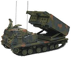 Forces of Valor 1:32 Scale Action Series U.S. M270 MLRS Multiple Launch Rocket System