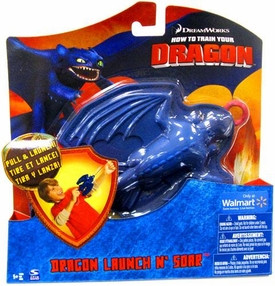 How to Train Your Dragon Movie Launch n Soar Figure Night Fury {Toothless}