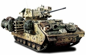 Forces of Valor 1:32 Scale Enthusiast Series Modern U.S. M3A2 Bradley Cavalry Fighting Vehicle [Operation Iraqi Freedom]