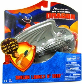 How To Train Your Dragon Movie Launch n Soar Figure Red Death