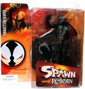 McFarlane Toys Spawn Reborn Series 3 Action Figure Raven Hellspawn 2