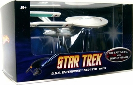Mattel Hot Wheels Star Trek Movie 1:50 Scale Die-Cast Vehicle U.S.S. Enterprise NCC-1701 Refit