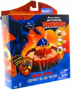 How to Train Your Dragon Movie Playset Volcano