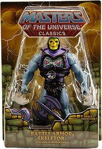 He-Man Masters of the Universe Classics Exclusive Action Figure Battle Armor Skeletor