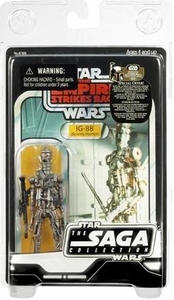 Star Wars Saga 2007 Vintage Action Figure IG-88
