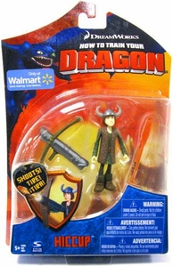 How to Train Your Dragon Movie 4 Inch Series 1 Action Figure Hiccup [Crossbow]