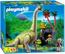 Playmobil Adventure Set #4172 Brachiosaurus
