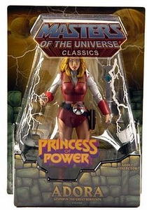 He-Man Masters of the Universe Classics Exclusive Action Figure Adora [Second Printing]