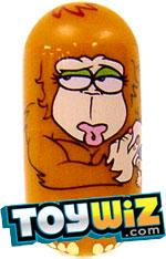 Mighty Beanz Series 3 Common Monkey Madness Single #148 Vanilla Gorilla Bean