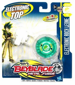 Beyblades Metal Fusion Electronic Defense Top #B13 Rock Leone