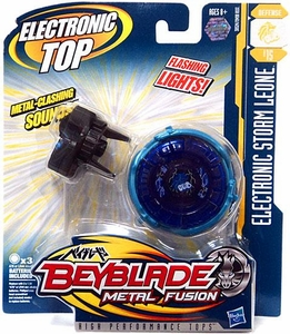 Beyblades Metal Fusion Electronic Defense Top #B15 Storm Leone