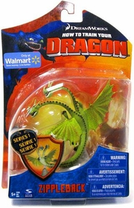 How to Train Your Dragon Movie 4 Inch Series 1 Action Figure Zippleback