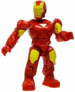 Marvel Mega Bloks LOOSE Series 1 Mini Figure Common Iron Man
