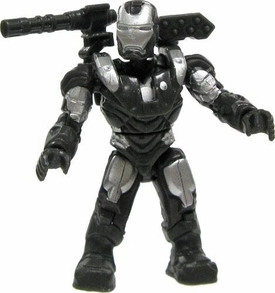 Marvel Mega Bloks LOOSE Series 1 Mini Figure Rare War Machine
