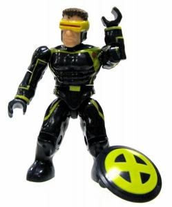 Marvel Mega Bloks LOOSE Series 3 Mini Figure Rare Cyclops