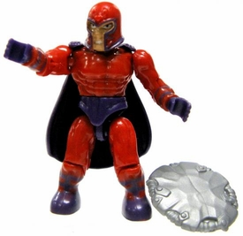 Marvel Mega Bloks LOOSE Series 3 Mini Figure Common Magneto BLOWOUT SALE!