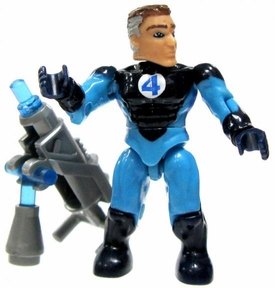 Marvel Mega Bloks LOOSE Series 3 Mini Figure Common Mr. Fantastic