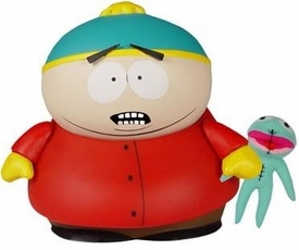 Mezco Toyz South Park 11 Inch Deluxe Action Figure Cartman with Clyde Frog Plush