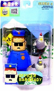 Mirage South Park Action Figure Series 4 Barbrady BLOWOUT SALE!