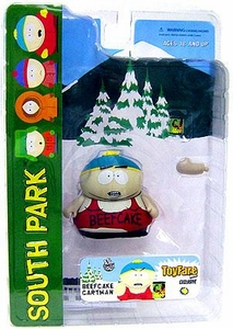 Mezco Toyz South Park ToyFare Exclusive Action Figure Beefcake Cartman Only 3,000 Made!