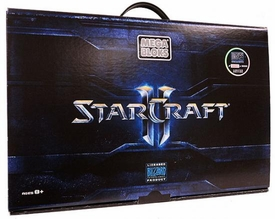 Starcraft II Mega Bloks BlizzCon 2011 Exclusive Limited Edition Set Battlecruiser Only 3,000 Made!