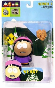 Mirage South Park Action Figure Series 3 Wendy