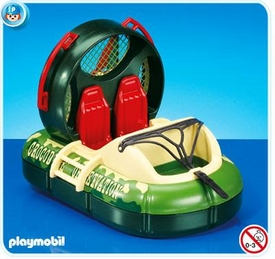 Playmobil Adventure Set #7491 Hovercraft